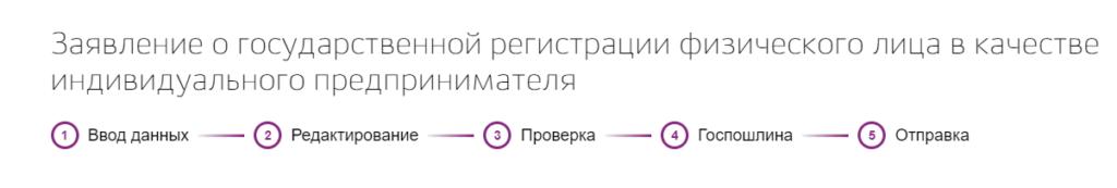 Регистрация на сайте Госуслуг, отправка