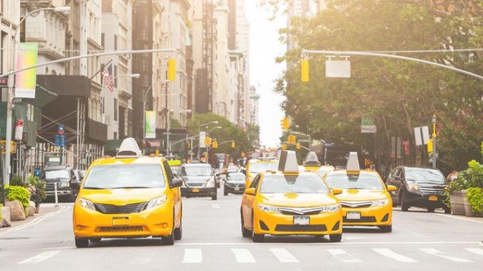 ИП для работы в такси